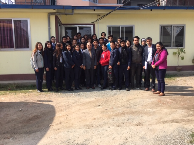 Awareness Programme in Himalayan White House