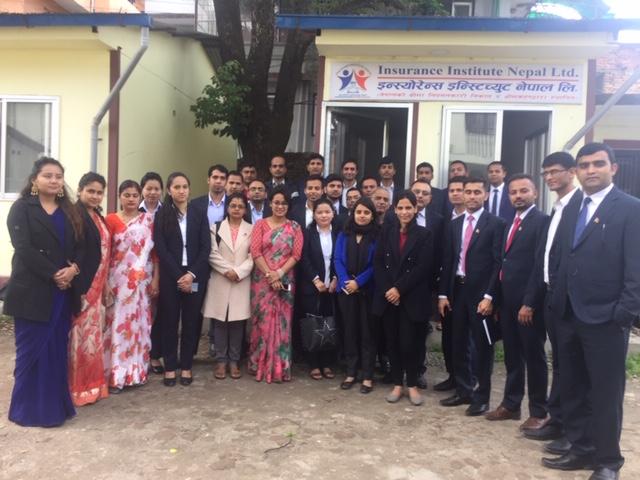 Rastriya Beema Company New Recruit Employees
