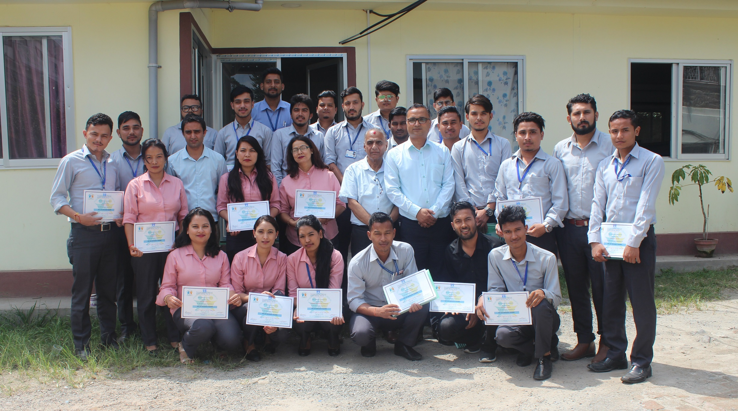 General Insurance Training for the Officials of Premier Insurance Co. (Nepal) Ltd. from 2076/05/01 to 2076/05/06