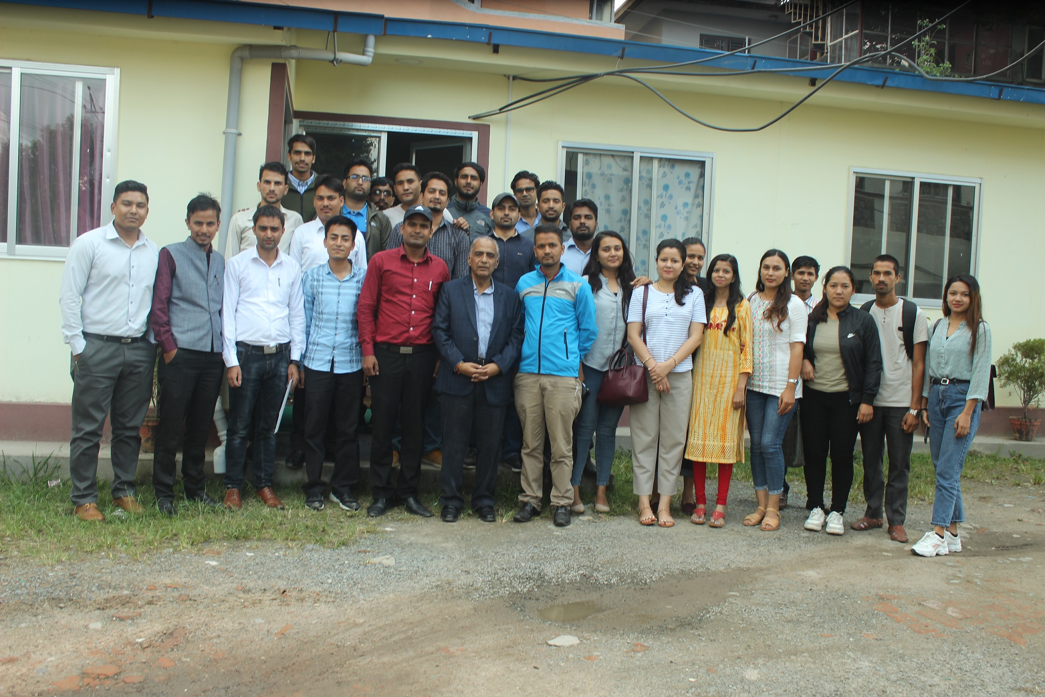 One Week Life Insurance Training course for newly recruit employees of  Life Insurance Corporation (Nepal) Ltd. from 2076/05/15 to 2076/05/22