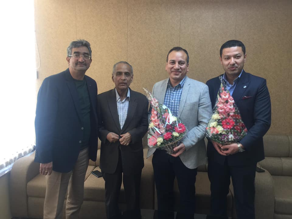 Welcoming newly Appointed Board Directors of IIN (Date: 19 April 2021)